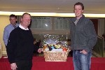 Easter Hamper overall winner Oisín Cotter