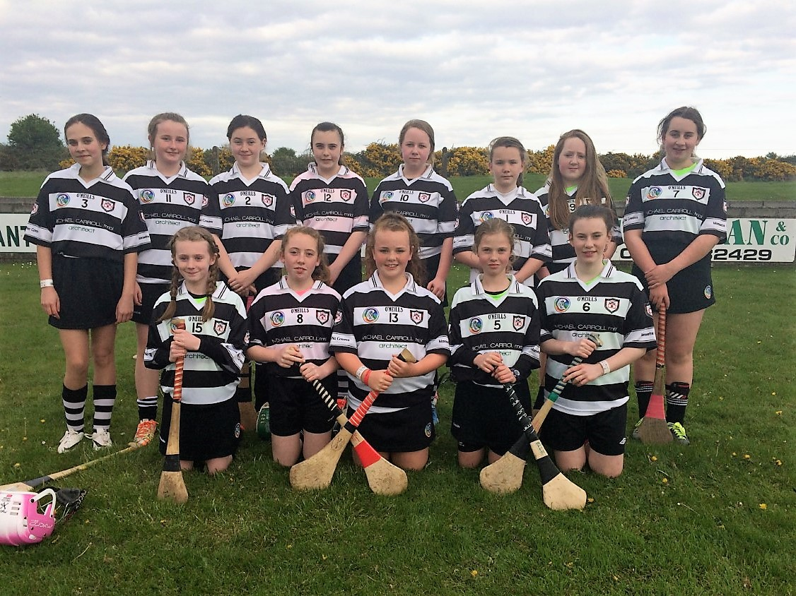 69113fcfea6f Fe 14 - Another first for Midleton Camogie again this week when we took  part in the Cork Feile competition on Saturday last. At very short notice  two teams ...