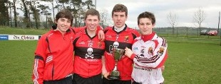 Midleton stars help UCC claim three in-a-row