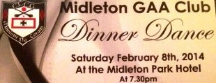 Dinner Dance Tickets Now on Sale