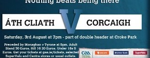 All Ireland Football Quarter Final Cork v Dublin