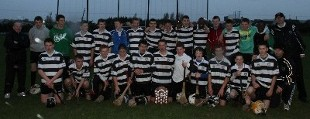 Fe 15's Capture East Cork Hurling Title