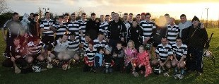 Junior B hurlers bring home East Cork Championship 2010
