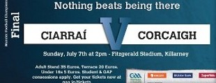 Munster Football Championship Final Cork v Kerry