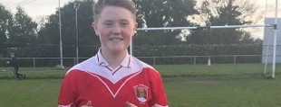 Cork U14 All Ireland Champion - Jll Connaughton